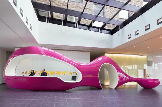 Imagine these hotel interior design nhow hotel berlin for Designhotels in deutschland