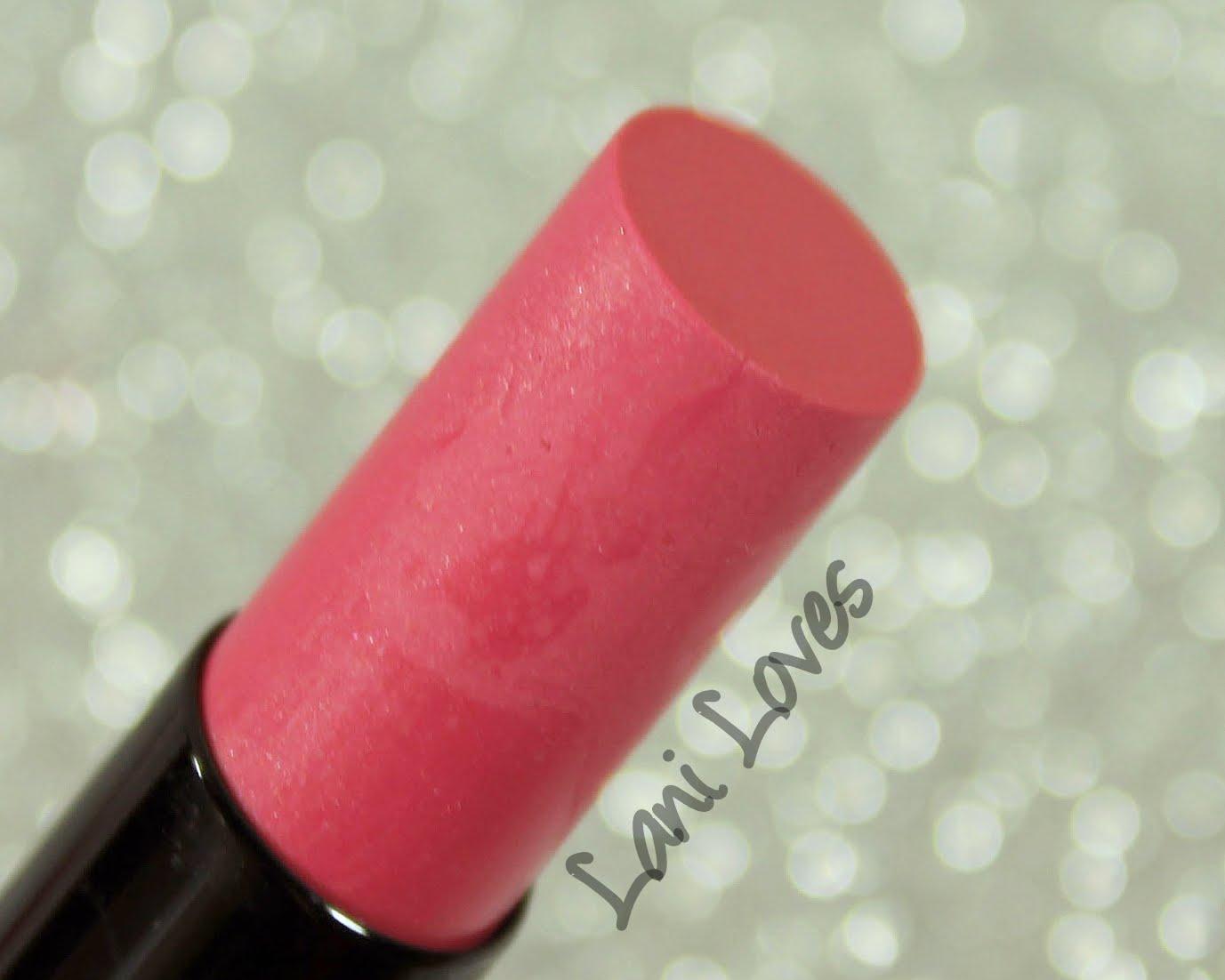ZA Vibrant Moist Lipstick - RS371s swatches & review