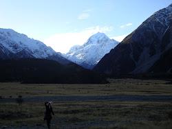Monte Cook, Nueva Zelanda.