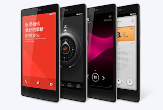 HP Android Xiaomi Redmi Note 4G