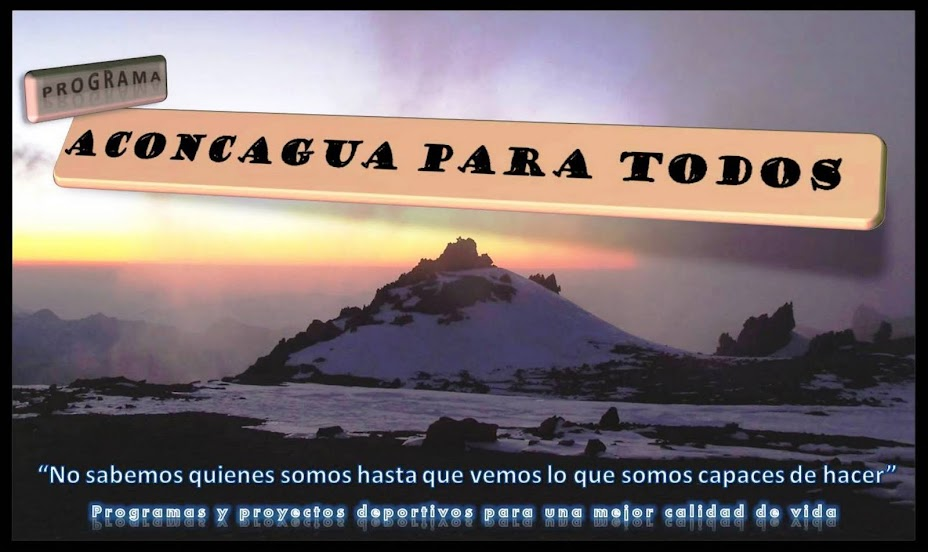 ACONCAGUA PARA TODOS