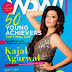 Gorgeous Kajal Aggarwal on WOW Magazine