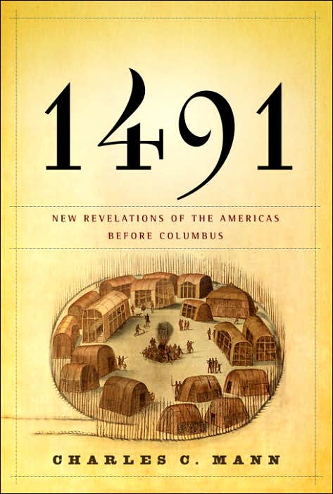 cover of 1491 by Charles C. Mann