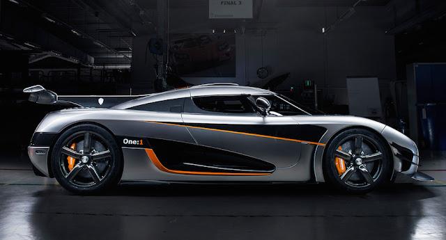 世界初のメガカー「ケーニグセグONE:1」のプロトタイプが7億円オーバーで販売中!