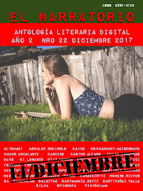 EL NARRATORIO - ANTOLOGÍA LITERARIA DIGITAL N° 22