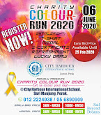 City Harbour Charity Colour Run 2020