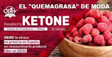 Raspberry Ketone (cetonas de frambuesa)
