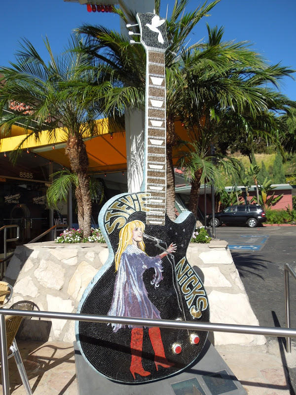Bella Donna Stevie Nicks tribute guitar Sunset Strip