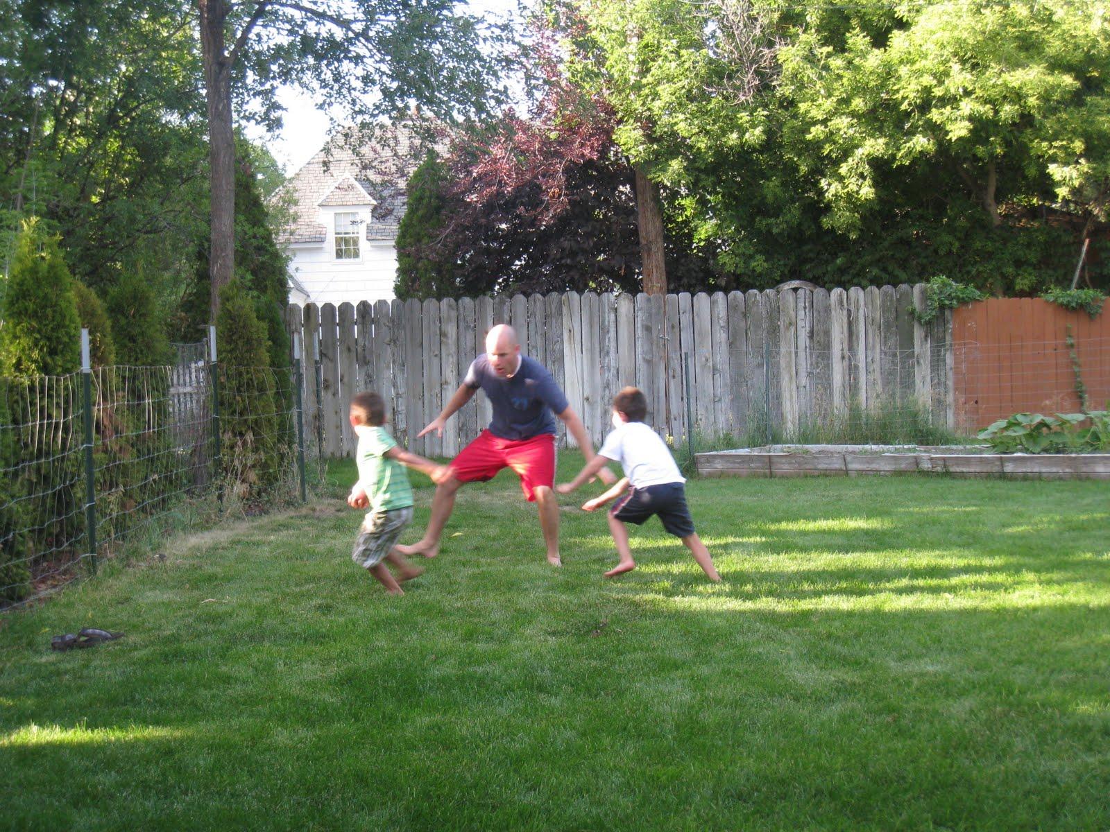 little backyard football