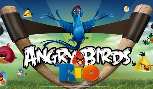 Download Angry Birds Rio (2011) PC Game