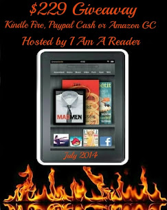 Kindle Fire HDX or $229 Giveaway