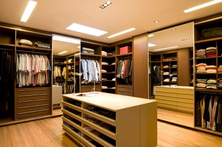 Closets veja 15 quartos de vestir de diferentes estilos  ~ Quarto Planejado Com Closet