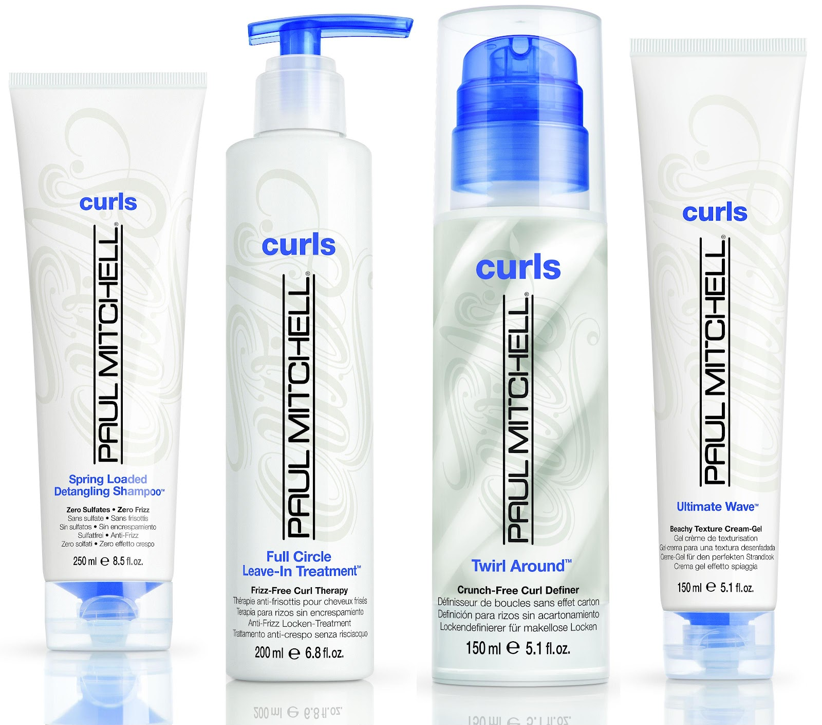 Cunningham: Paul Mitchell Curly Hair Products Review and Overview