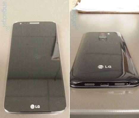 LG, G2, LG G2, Leak