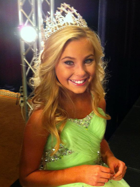 teen pageant Junior beauty