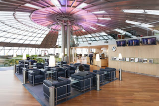 Swiss Lounge, EuroAirport Basel Mulhouse Freiburg
