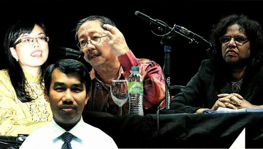 Forum Penulis Pelbagai Kaum Malaysia