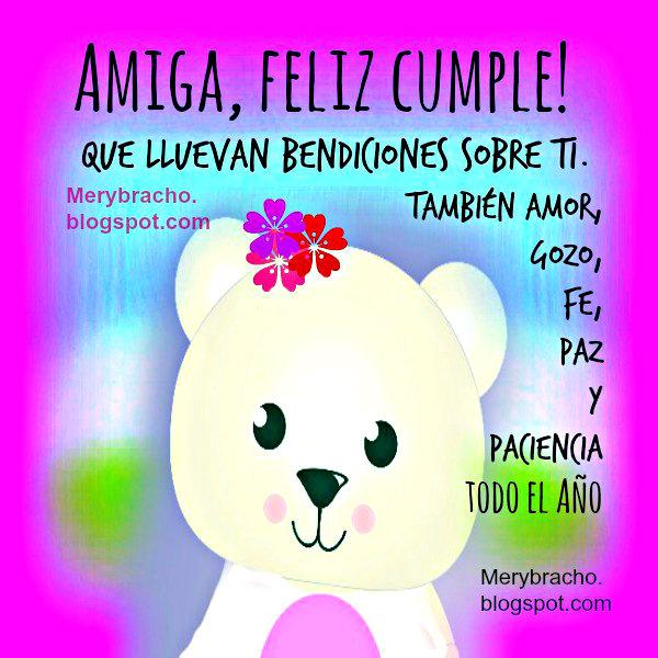 Tarjetas de Cumpleaños para amigos TuParada