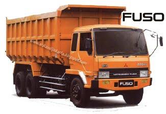MITSUBISHI FN527 MS (6X4) 220PS 10 BAN DUMP