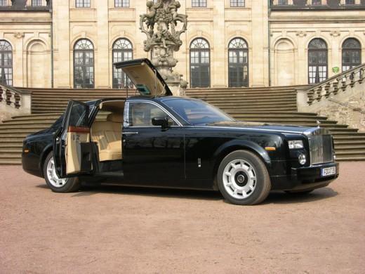 Expo Autos Rolls Royce Phantom