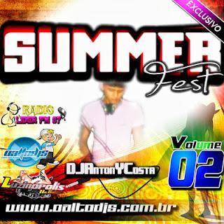 CD Summer Fest 2º Edição - DJ Antony Costa