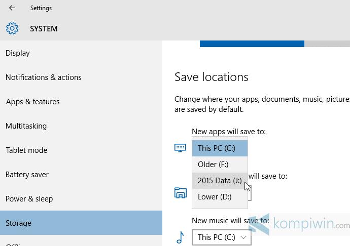 Cara Install Universal Apps Windows 10 di Drive Lain – Beberapa Hal yang Perlu Diketahui 3