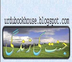 Jannat Ki Zindagi ~ urdu book House: Download urdu novels,urdu books