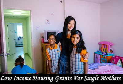 Low Income Housing Grants For Single Mothers