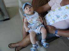 Raul - 2 meses, 6,200 kg e 60 cm!