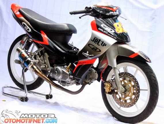 Modif Yamaha Jupiter Z1