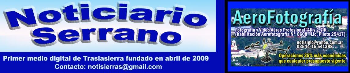 Noticiario Serrano