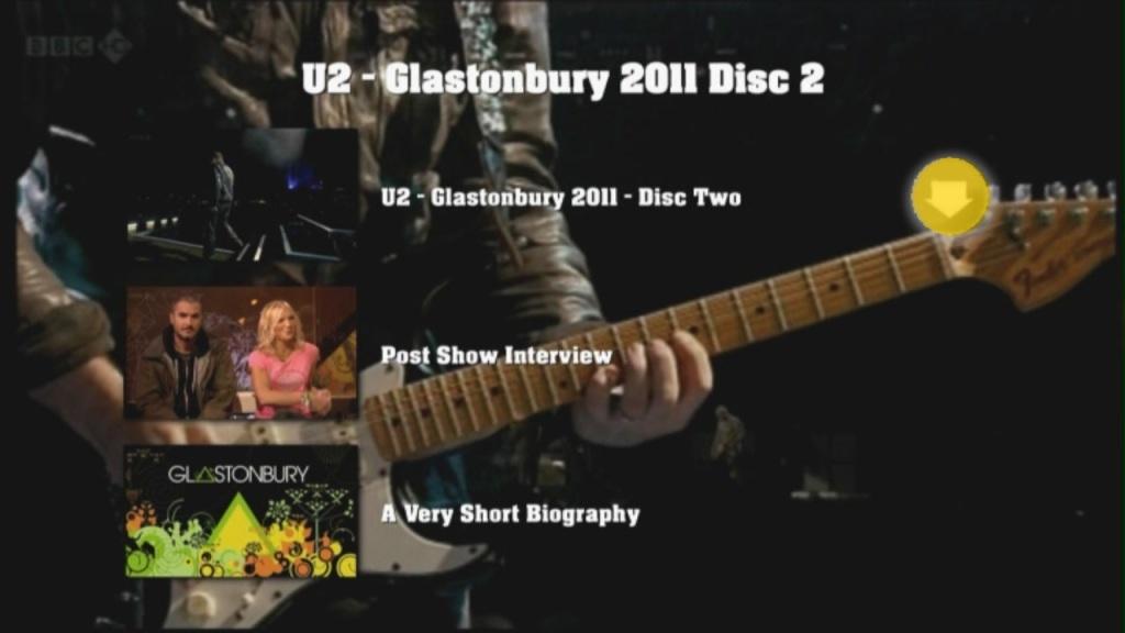 Videography - U2 - DVDQ [.vob] - Part 5