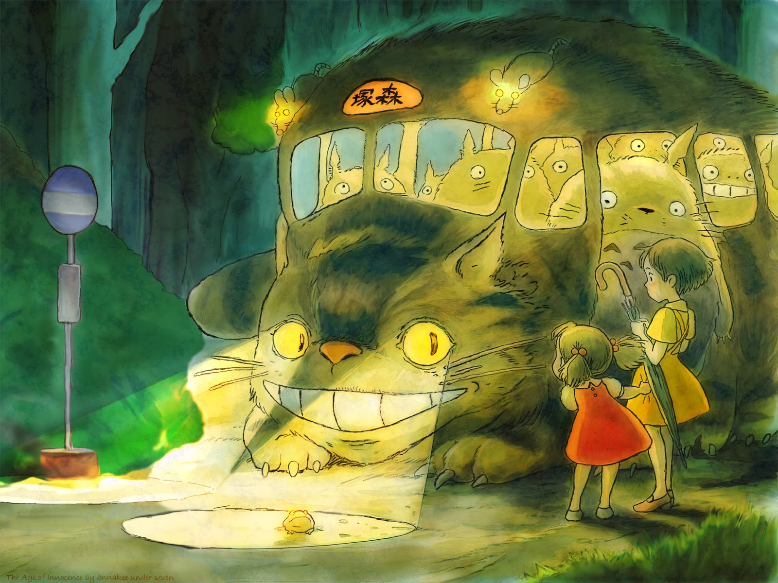 Popular Wallpaper Forest Totoro - totoro  Pictures_1739100 .jpg