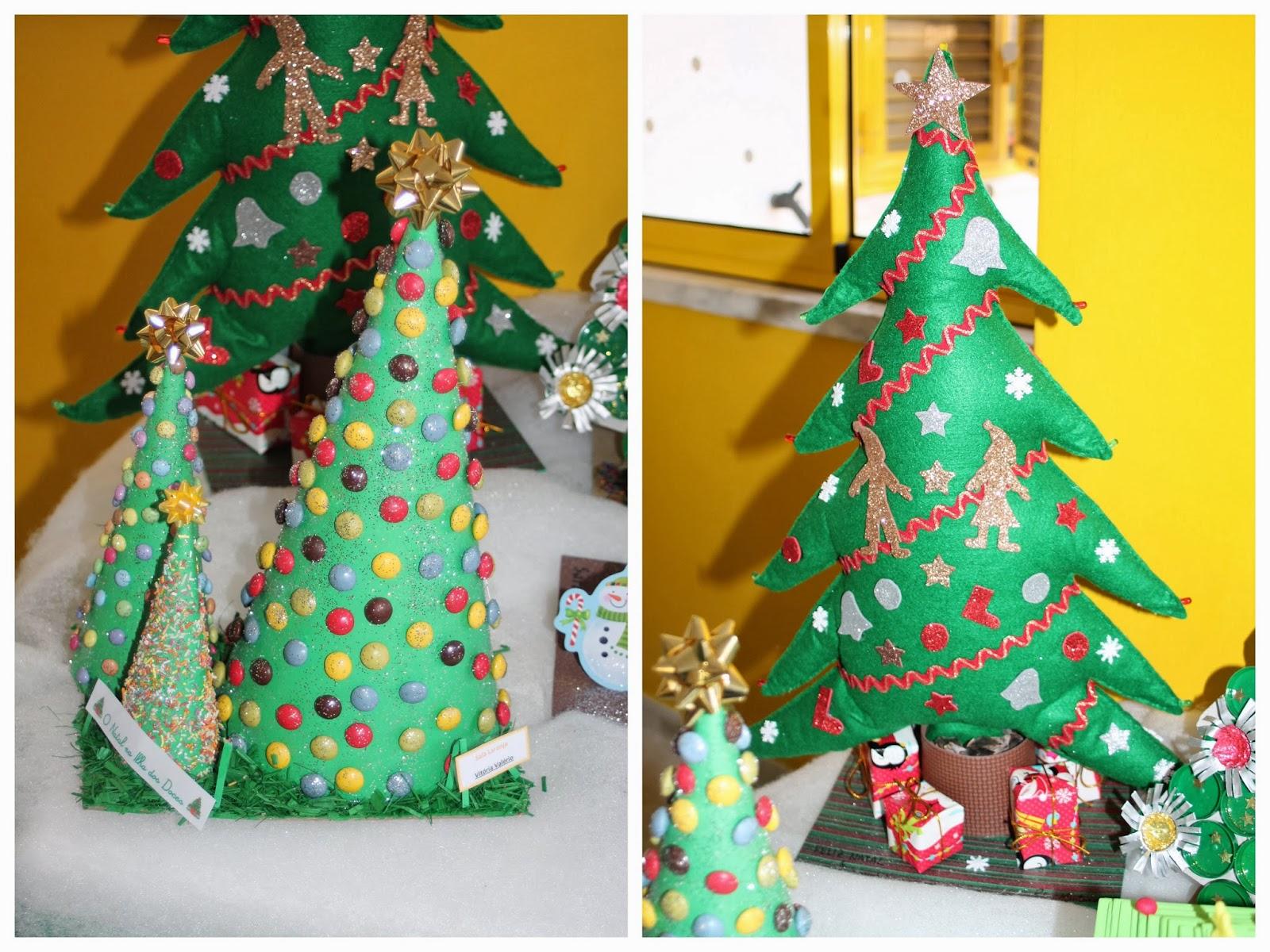 O Mestre Cuco Decoraç u00e3o de Natal no Jardim de Inf u00e2 -> Decoração De Natal Jardim