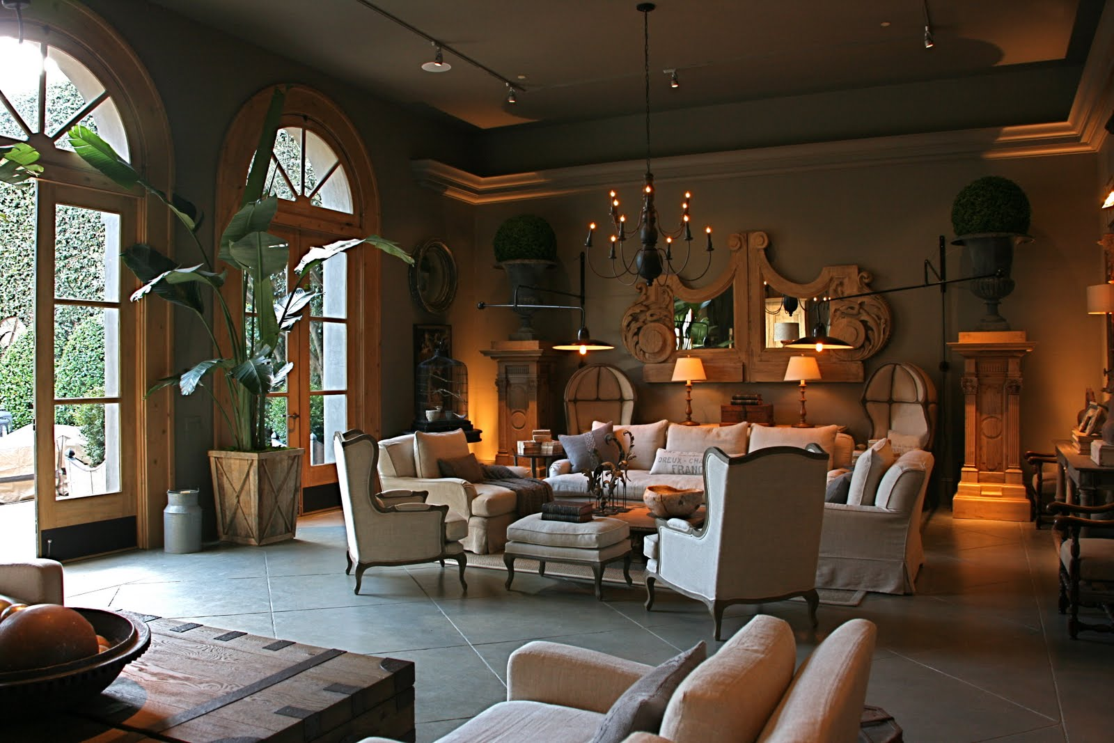 Vignette Design The San Francisco Restoration Hardware