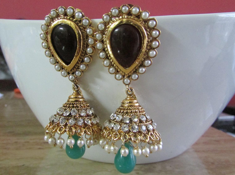 New Fashion Styles: Latest Jhumka Earring Design 2013