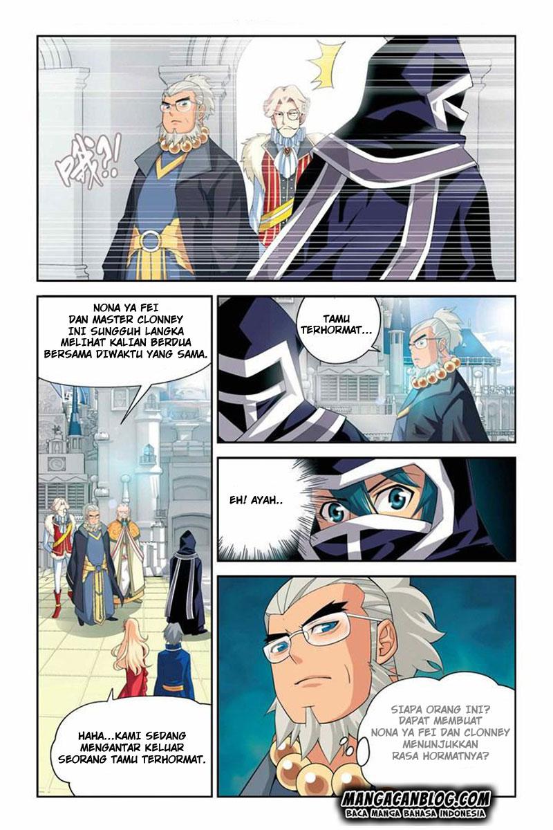 Battle Through Heaven Chapter 13-18