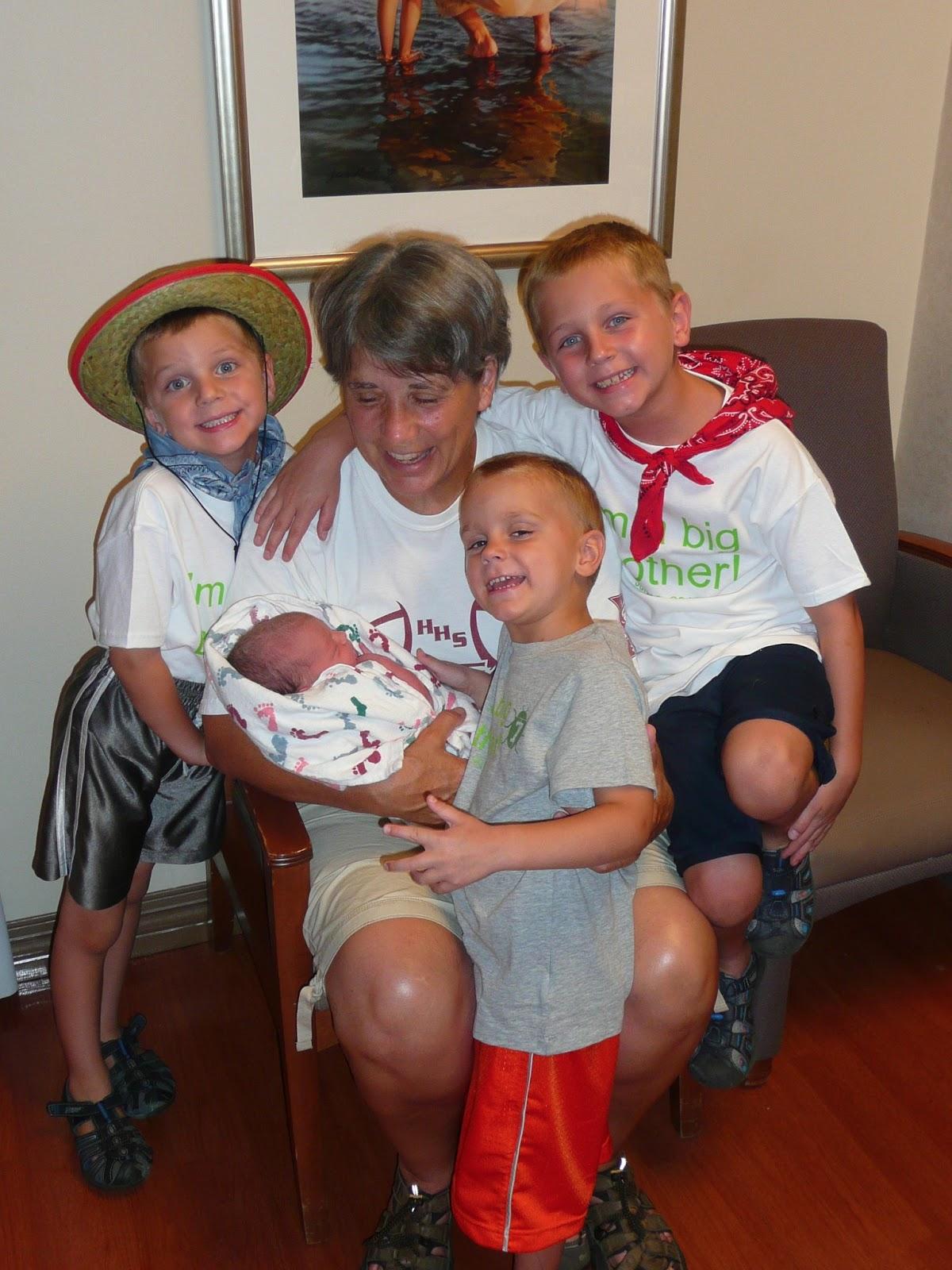 moore family blog  happy birthday  theodore michael