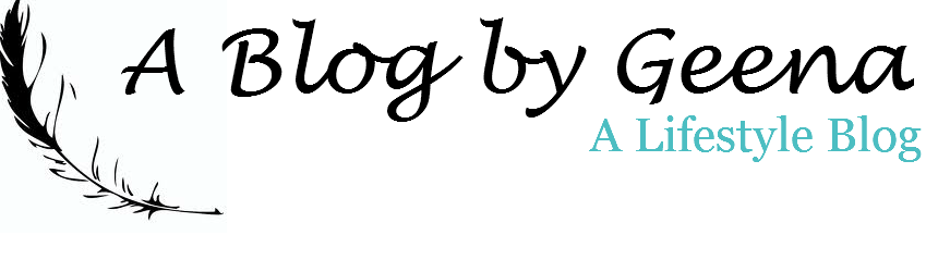 A Blog by Geena