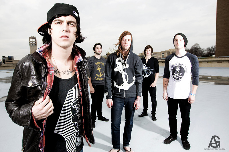 HANDS OF BLOOD: Sleeping With Sirens
