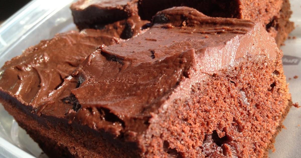 Food Locker: Fastest chocolate fudge cake