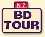 Nationale 7 BD tour