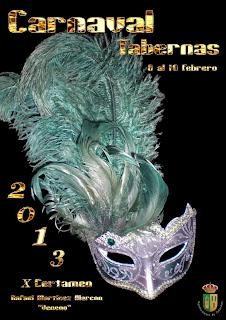 Carnaval de Tabernas 2013