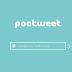 Dica de Site: Transforme seus tweets em poesia com o #Poetweet!