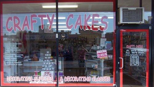 Cake Supply Shop Mornington