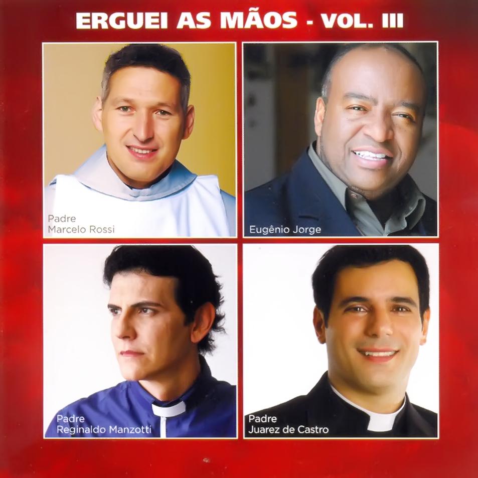 Erguei As Mãos Vol III (2012) Erguei As M C3 A3os Vol