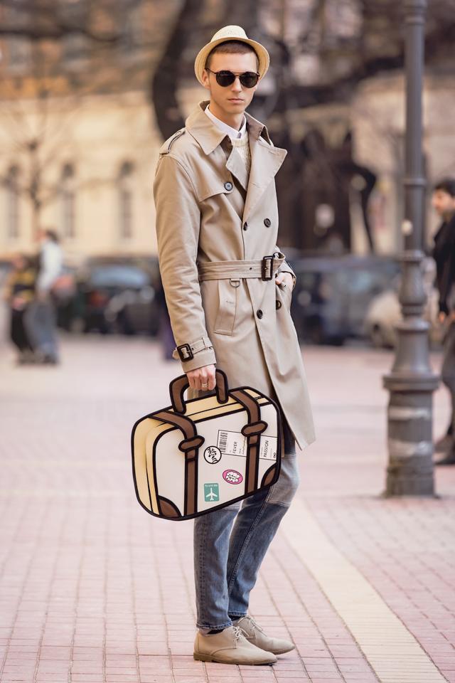 e9138b34a82 Fashion Blog - férfi  ◅ O U T F I T 2 0 1 4 .0 3 . 1 6 . TRAVEL FEVER