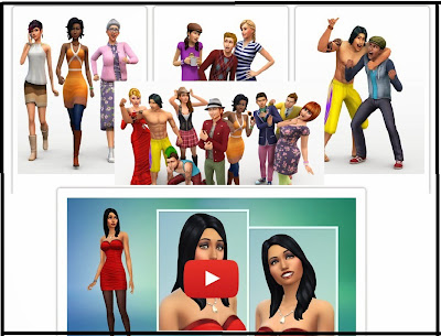 Can Create Your Sims 4!