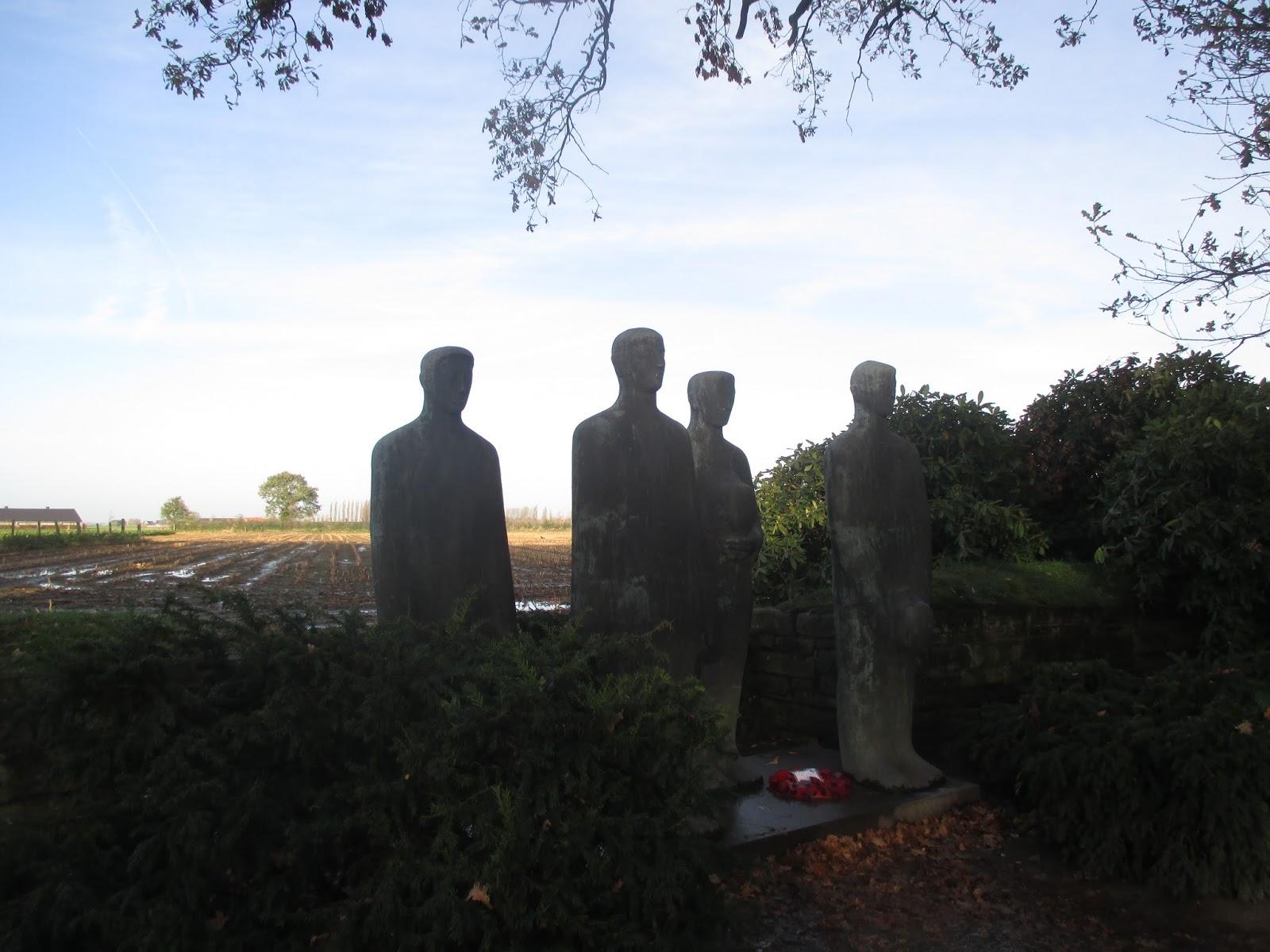 beeldengroep van Krieger