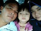 Papa+Nia+    Mummy